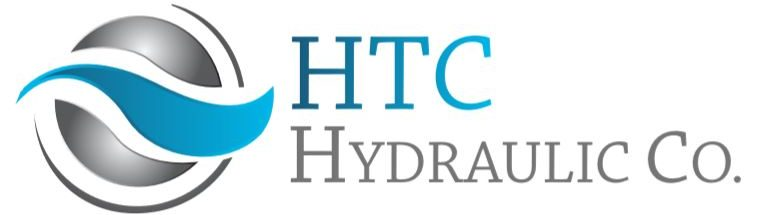 English logo of HTC Hydraulic Co.