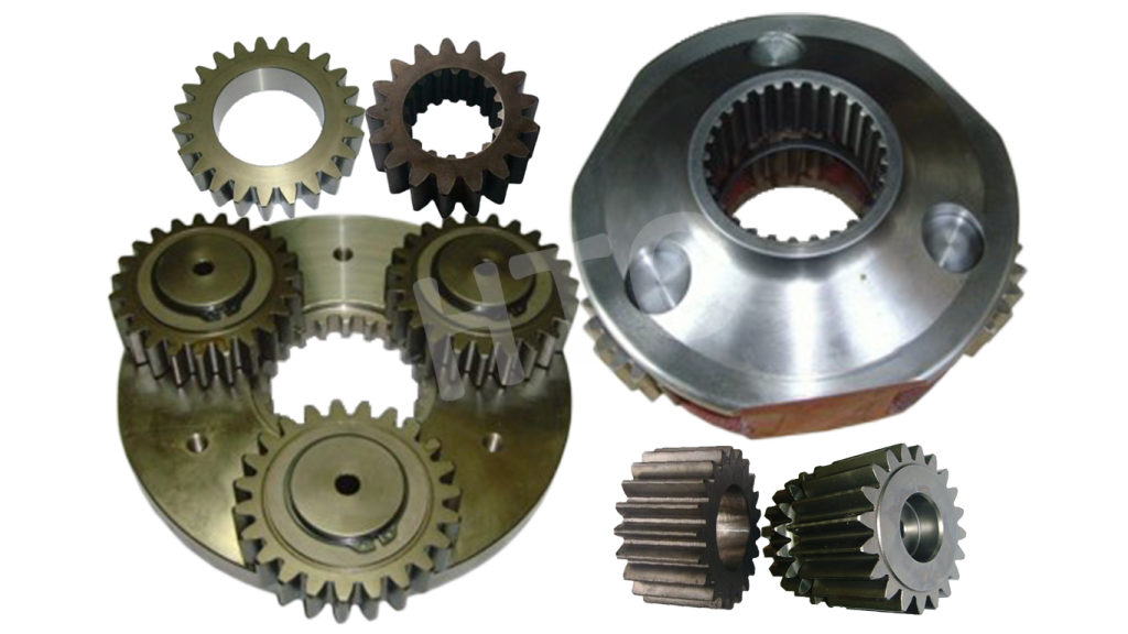 gear part and assembly