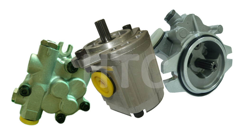 hydraulic gear (pilot) pump