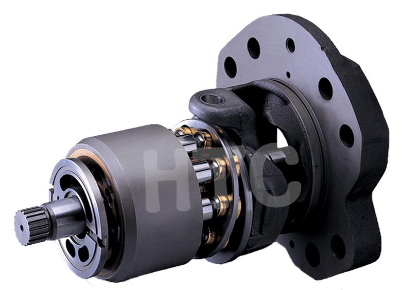kawasaki hydraulic piston pump parts