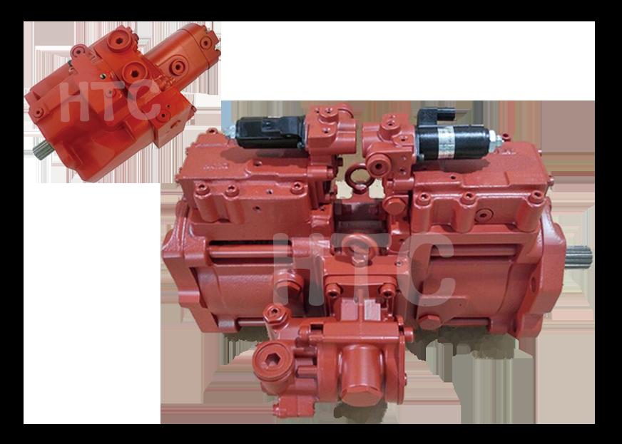 hydraulic piston pump assembly