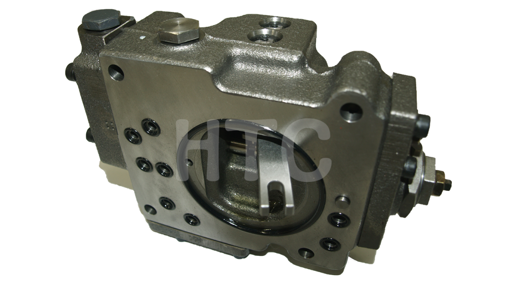 regulator for hydraulic piston pump