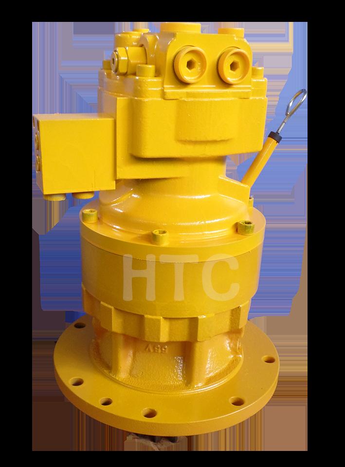 hydraulic piston swing motor assembly