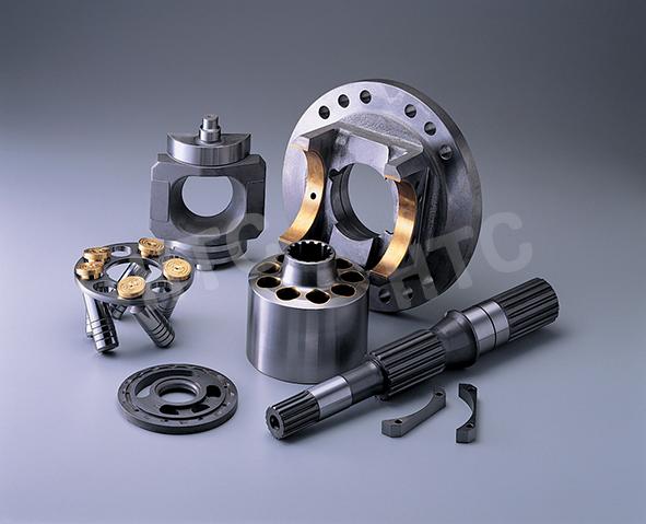 komatsu hydraulic piston pump parts for aftermarket