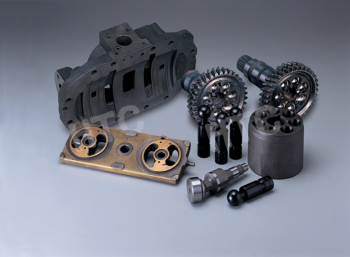 hitachi hydraulic piston pump parts for aftermarket
