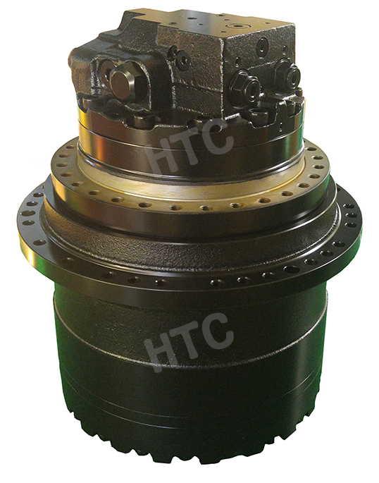 hydraulic travel motor assembly for aftermarket