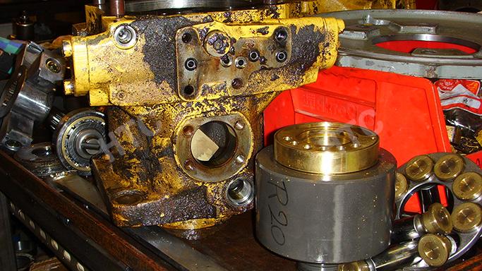 used hydraulic parts